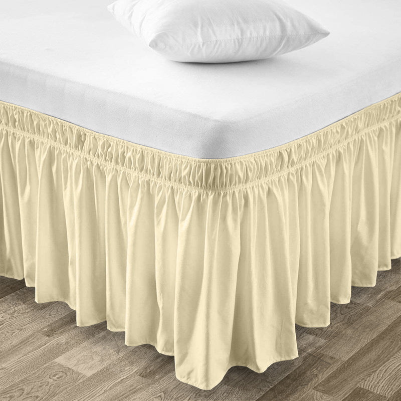 california king bed skirt