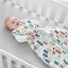 Light Grey Fitted Crib Sheets - 600 and 1000TC