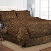 New Leopard Print Bedding In a Bag Set