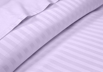 Luxury 1000TC Lilac RV Bunk Sheet Set