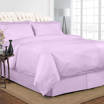 lilac 1000 Thread count Bedding In a Bag