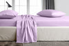 Best Quality Lilac Flat Sheet
