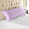 Ultra soft lilac body pillow case
