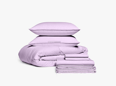 Lilac Bedding In a Bag Set