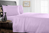 100% Egyptian Cotton Lilac Split Sheet Set