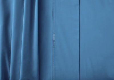 Mediterranean Blue RV Bedding Sheet Set