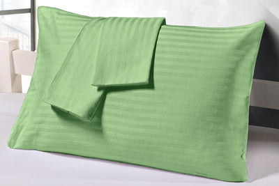 Top Quality Moss Stripe pillowcases