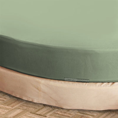 Top Rated Moss Round Sheet Set