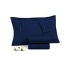1000 TC Navy blue pillow cases