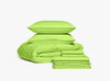 Brand New Parrot Green Bedding In a Bag Set