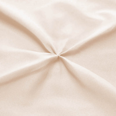 Elegant Peach pinch pillow cases