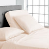 Egyptian Cotton Peach 600TC Split Head Sheet Set