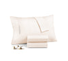 1000 TC soft peach pillow cases