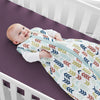 1000TC Plum Fitted Crib Sheets
