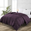 Soft And Breathable Plum Comforter