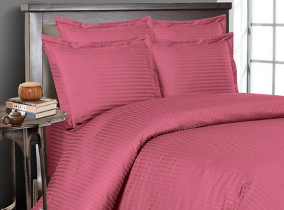 Roseberry Striped Bedding In a Bag