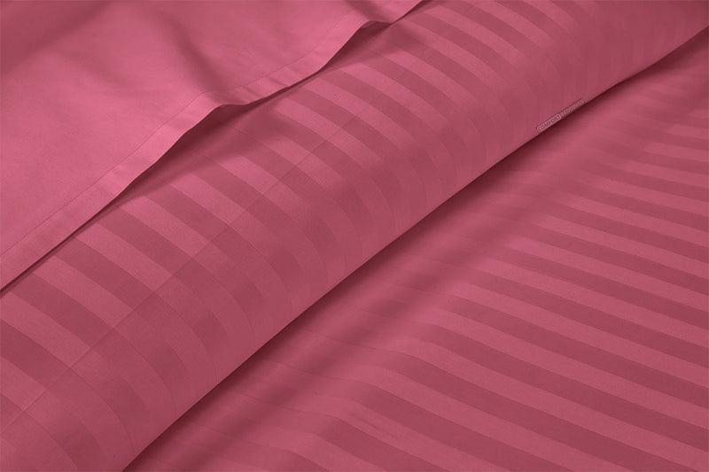 Classy Roseberry Striped Sheet Set