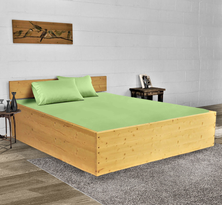 Luxurious 600TC Sage Water bed Sets