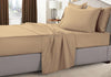 100% Egyptian Cotton Taupe RV Sheet Set
