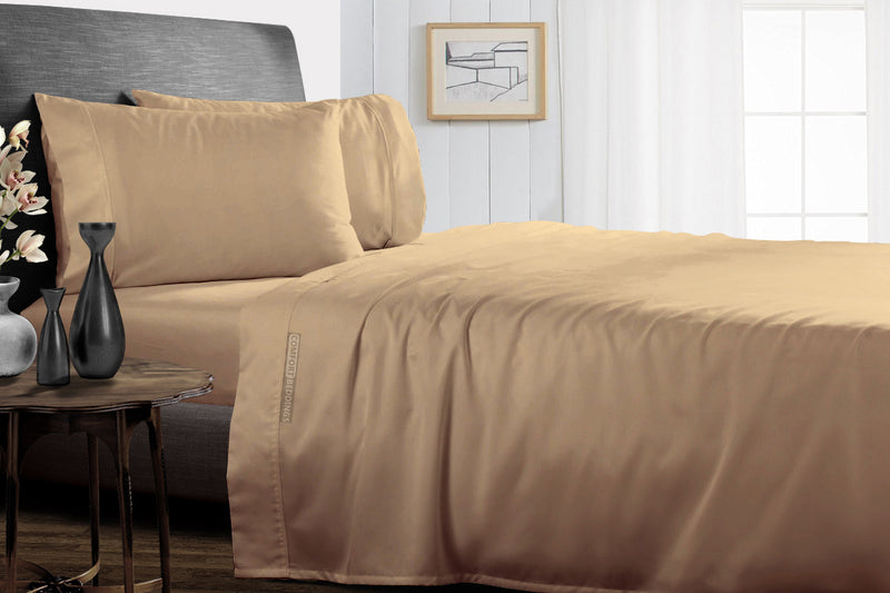 Best Quality Taupe Split Sheet Set
