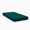 Soft Egyptian Cotton Teal Fitted Crib Sheets