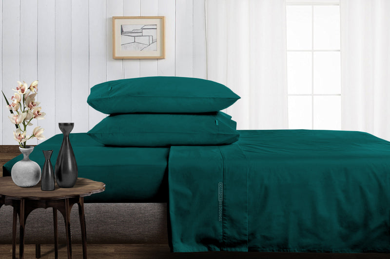 Best Quality Teal Split Sheet Set