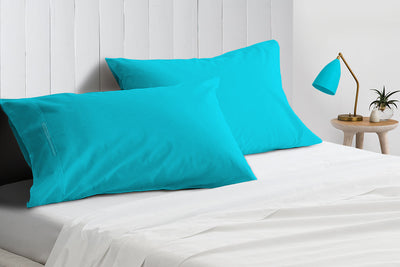 Top selling turquiose blue pillowcases