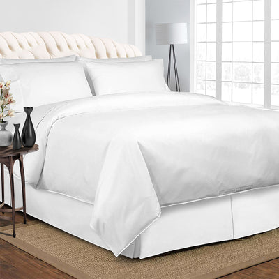 Luxury White Bedding In a Bag