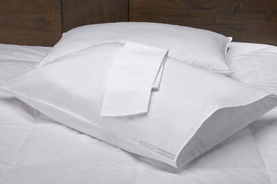 Cozy white pillowcases 100% Egyptian Cotton Made