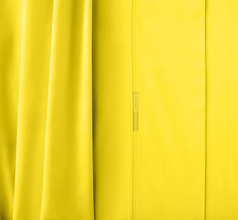 Most Selling Yellow Waterbed Sheets