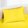 Soft Yellow round Sheet Set