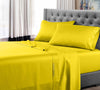 Top Quality 600 TC Yellow Sheet Set