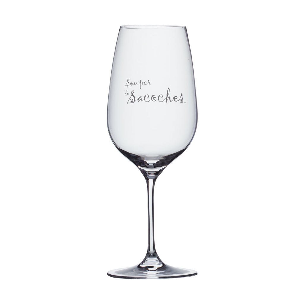 Wine Glass - Souper de sacoches