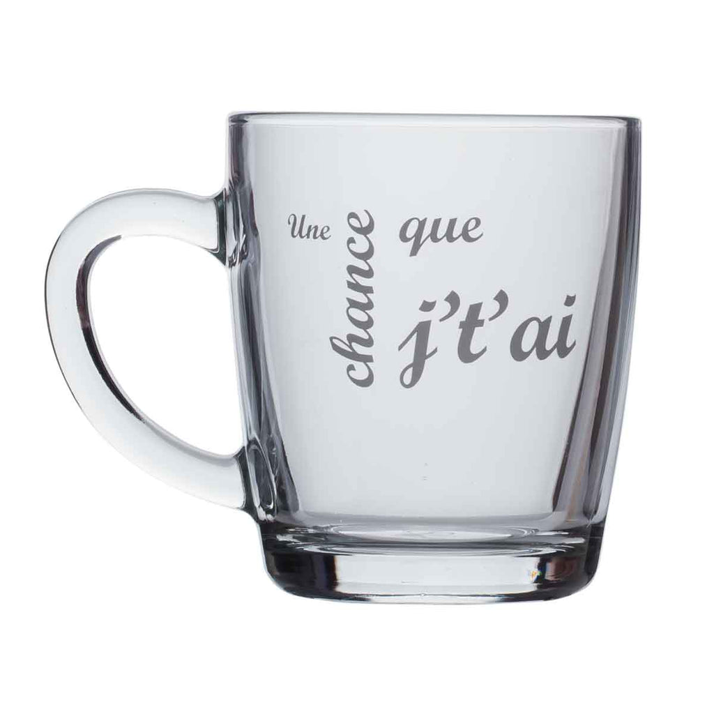 Coffee mug - Une chance...
