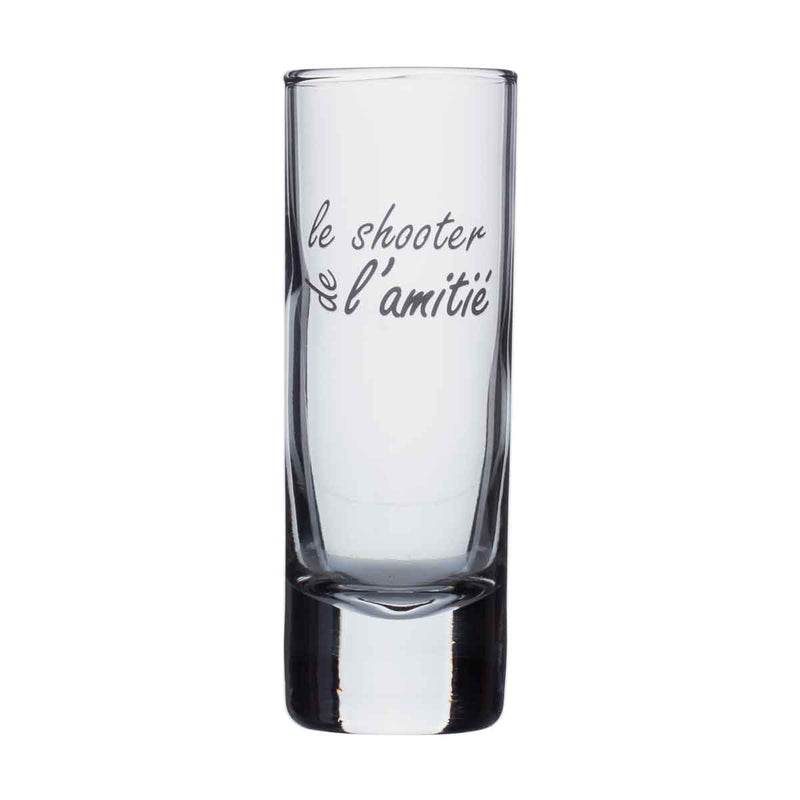 Shot glass - Le shooter de l'amitié