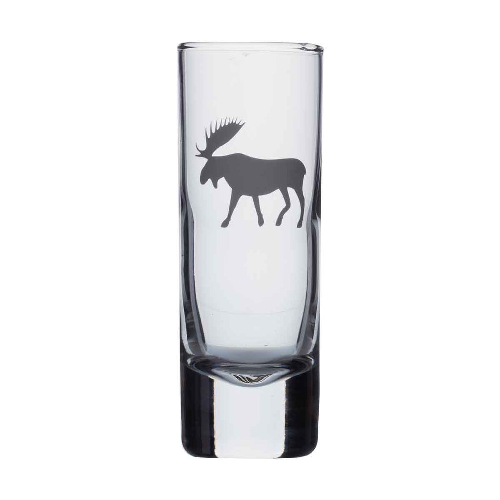 Shot glass - Moose