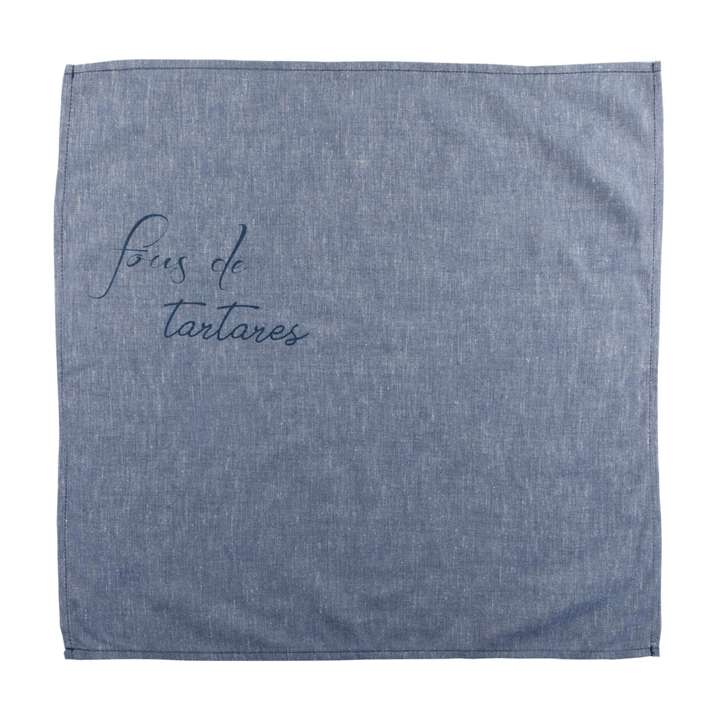 Serviette de table - Fous de tartares