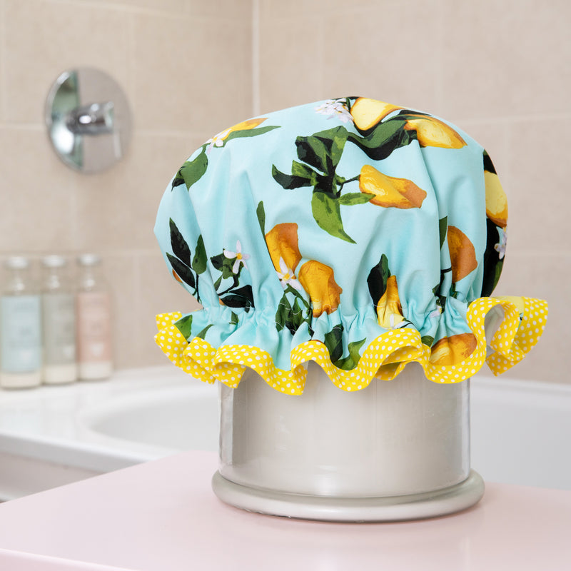 Waterproof Shower Cap Bathing Cap