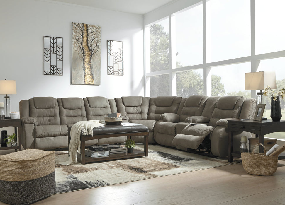 McCade Signature Design by Ashley Sectional