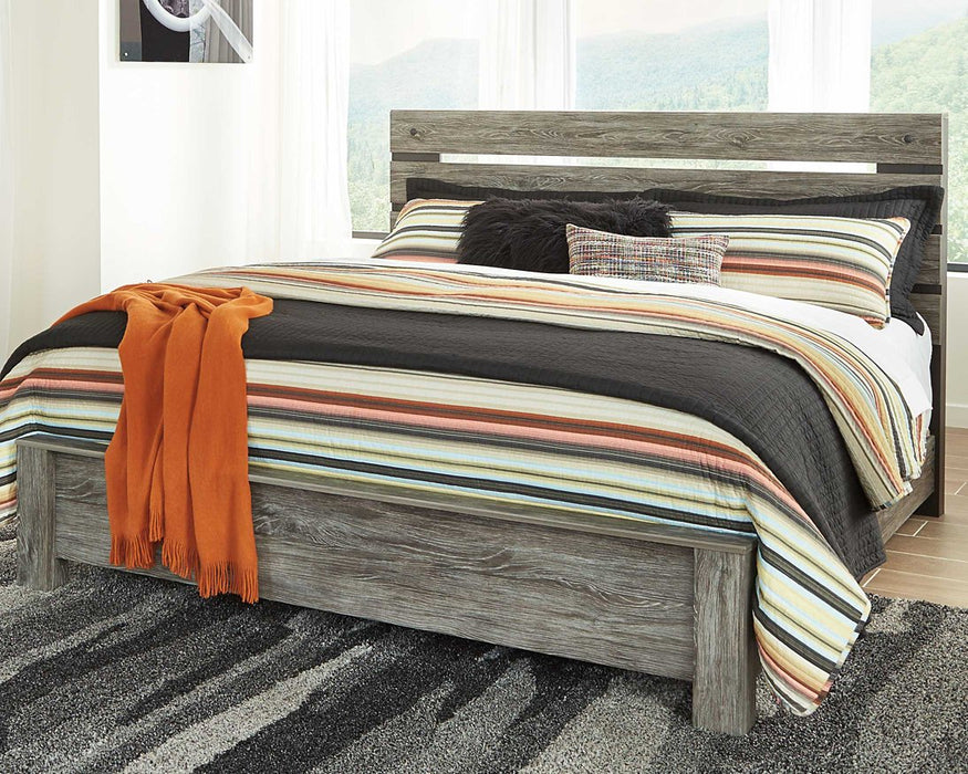 Cazenfeld Signature Design by Ashley Bed
