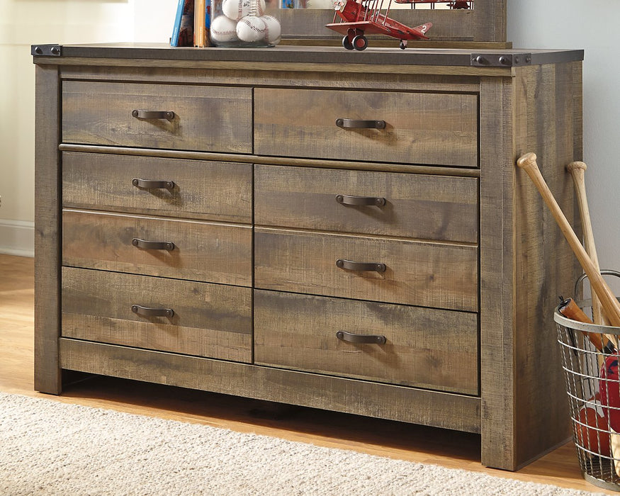 Trinell Signature Design by Ashley Youth Dresser