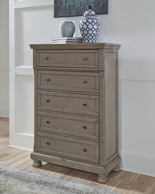 Lettner Signature Design by Ashley Chest