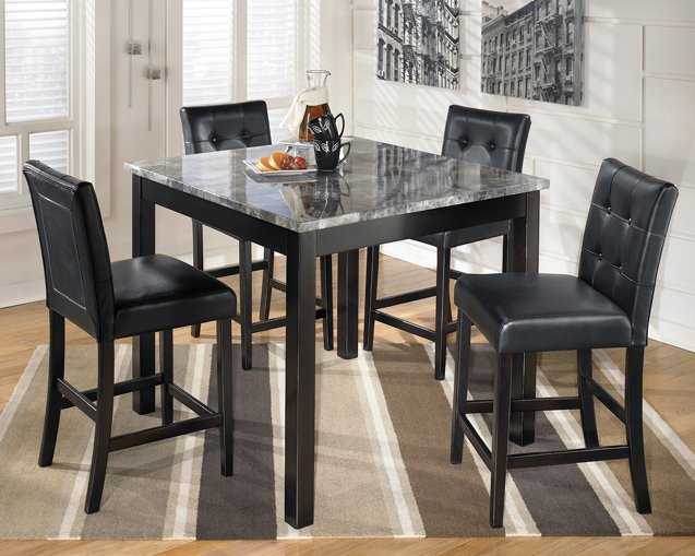 Maysville Signature Design by Ashley Counter Height Table