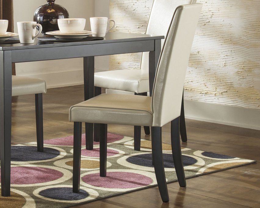 Kimonte Signature Design by Ashley Dining Chair Set of 2