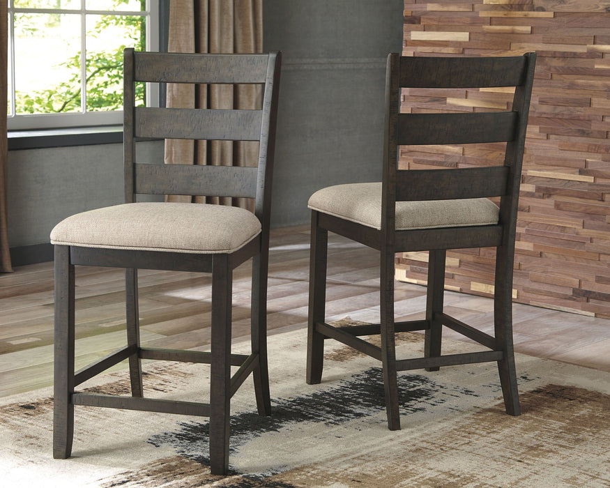 Rokane Signature Design by Ashley Barstool Set of 2