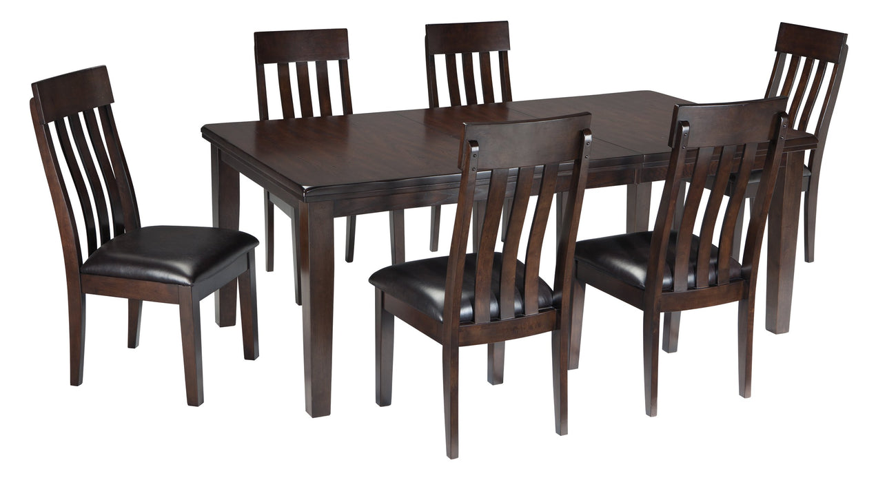 Haddigan Signature Design 7-Piece Dining Room Package