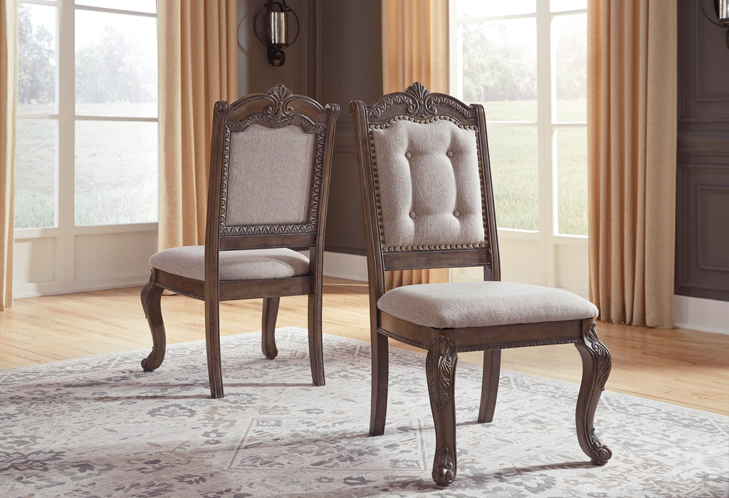 Charmond Signature Design by Ashley Dining Chair Set of 2