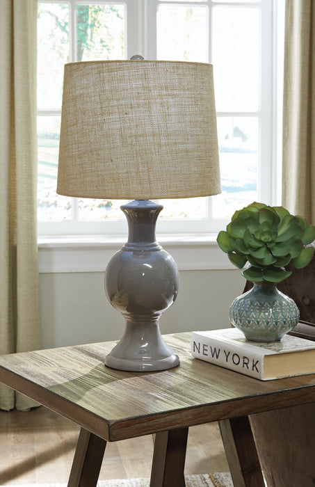 Magdalia Signature Design by Ashley Table Lamp