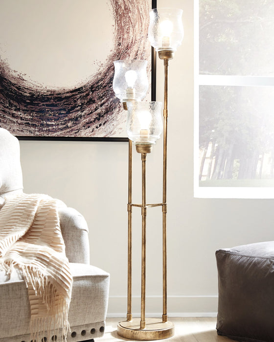 Emmie Signature Design by Ashley Floor Lamp