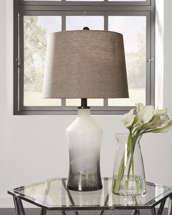Nollie Signature Design by Ashley Table Lamp Set of 2